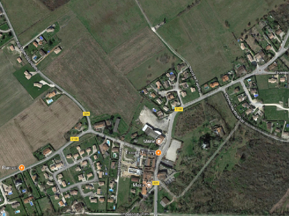 Vous recherchez un terrain à bâtir viabilisé sur Lacourt-Saint-Pierre